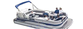 2481 Sport LX Fishing Crestliner Bimini Tops | Custom Sunbrella® Crestliner Covers | Cover World