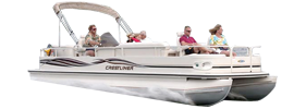 2485 Cfi Crestliner Bimini Tops | Custom Sunbrella® Crestliner Covers | Cover World