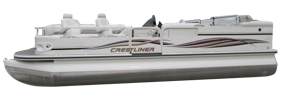 2485 LSI Sterndrive Crestliner Boat Covers | Custom Sunbrella® Crestliner Covers | Cover World
