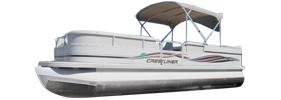 2485 Sport LX Crestliner Boat Covers | Custom Sunbrella® Crestliner Covers | Cover World