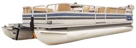 2485 Suncaster LSI Crestliner Boat Covers | Custom Sunbrella® Crestliner Covers | Cover World