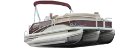 2785 Grand Cayman Cr2l2 Crestliner Bimini Tops | Custom Sunbrella® Crestliner Covers | Cover World
