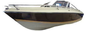 550 Crusader Open Bow Outboard (All Years) Crestliner Boat Covers