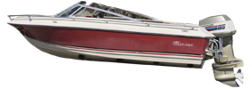 550 Crusader Outboard (All Years) Crestliner Boat Covers