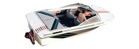 775 Crusader Rampage Sterndrive Crestliner Boat Covers | Custom Sunbrella® Crestliner Covers | Cover World