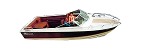 995 Crusader Sterndrive (All Years) Crestliner Boat Covers
