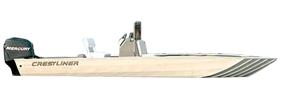 C 1760 V Outboard Crestliner Boat Covers | Custom Sunbrella® Crestliner Covers | Cover World