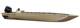 C 2070 V Outboard Crestliner Boat Covers | Custom Sunbrella® Crestliner Covers | Cover World