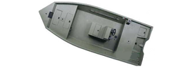 C 2070 Vdc Outboard Crestliner Boat Covers | Custom Sunbrella® Crestliner Covers | Cover World