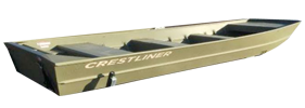 CR 1852 M Outboard Crestliner Bimini Tops | Custom Sunbrella® Crestliner Covers | Cover World