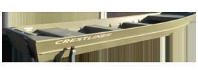 CR 1852 Crestliner Boat Covers | Custom Sunbrella® Crestliner Covers | Cover World