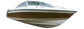 Crusader Rampage Sterndrive (All Years) Crestliner Boat Covers