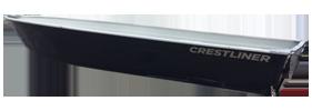 Crv 1667 Outboard Crestliner Boat Covers | Custom Sunbrella® Crestliner Covers | Cover World