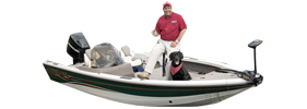 CXJ 1760 Outboard Crestliner Boat Covers