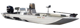 CXJ 2070 Outboard Crestliner Boat Covers