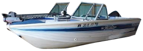 Phantom Eagle Outboard Crestliner Bimini Tops | Custom Sunbrella® Crestliner Covers | Cover World