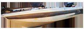 V170 Pro AM Tiller Outboard Crestliner Boat Covers | Custom Sunbrella® Crestliner Covers | Cover World