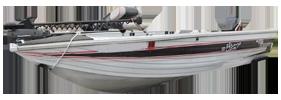 V180 Viking Pro AM Outboard Crestliner Boat Covers | Custom Sunbrella® Crestliner Covers | Cover World
