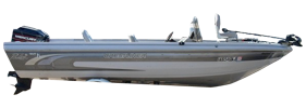 V1810 Pro AM SC Outboard Crestliner Boat Covers | Custom Sunbrella® Crestliner Covers | Cover World