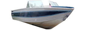 V200 CC Outboard (All Years) Crestliner Boat Covers