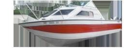 V200 Sabre Runabout Outboard Crestliner Boat Covers | Custom Sunbrella® Crestliner Covers | Cover World