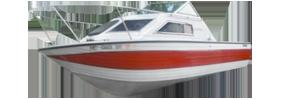 V200 Sabre Runabout Sterndrive Crestliner Boat Covers | Custom Sunbrella® Crestliner Covers | Cover World