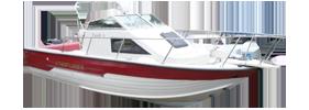V216 Eagle SST Outboard Crestliner Boat Covers | Custom Sunbrella® Crestliner Covers | Cover World