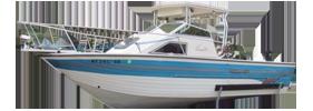 V236 Eagle SST Outboard Crestliner Boat Covers | Custom Sunbrella® Crestliner Covers | Cover World