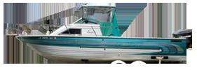 V245 Eagle Crestliner Boat Covers | Custom Sunbrella® Crestliner Covers | Cover World