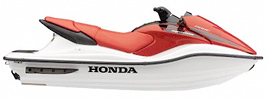 Aquatrax F-12 Honda Jet Ski Covers | Custom Sunbrella® Honda Covers | Cover World