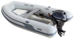 Inflatable Boats - Blunt Nose Inflatable Boat Covers