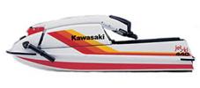 440 (Not SX Models) Kawasaki Jet Ski Covers | Custom Sunbrella® Kawasaki Covers | Cover World
