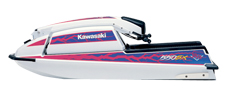 550 SX Kawasaki Jet Ski Covers | Custom Sunbrella® Kawasaki Covers | Cover World