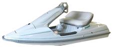 650 SC Sport Cruiser Kawasaki Jet Ski Covers | Custom Sunbrella® Kawasaki Covers | Cover World