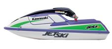 750 SXI Pro Kawasaki Jet Ski Covers | Custom Sunbrella® Kawasaki Covers | Cover World