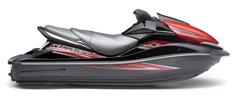 Ultra 260X Kawasaki Jet Ski Covers | Custom Sunbrella® Kawasaki Covers | Cover World