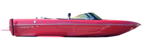 Corvette Limited Edition Malibu Boat Covers | Custom Sunbrella® Malibu Covers | Cover World