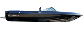 Corvette Malibu Boat Covers | Custom Sunbrella® Malibu Covers | Cover World