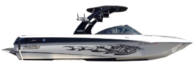 Escape Sport V Malibu Boat Covers | Custom Sunbrella® Malibu Covers | Cover World