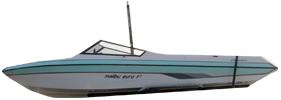 Euro F3 (All Years) Malibu Boat Covers