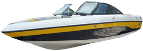 I-Ride 21 Malibu Boat Covers | Custom Sunbrella® Malibu Covers | Cover World