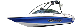 I-Ride Malibu Boat Covers | Custom Sunbrella® Malibu Covers | Cover World