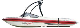 Mystere 215 LX (All Years) Malibu Boat Covers