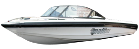 Response LX Malibu Boat Covers | Custom Sunbrella® Malibu Covers | Cover World