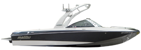 Response LXI Malibu Boat Covers | Custom Sunbrella® Malibu Covers | Cover World