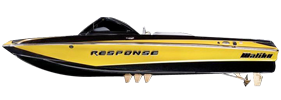 Response TXi Malibu Boat Covers | Custom Sunbrella® Malibu Covers | Cover World
