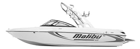 Ride 23 Malibu Boat Covers | Custom Sunbrella® Malibu Covers | Cover World