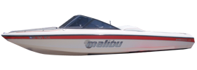 Sportster LX Malibu Boat Covers | Custom Sunbrella® Malibu Covers | Cover World