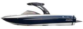 Sunscape 23 LSV Malibu Boat Covers | Custom Sunbrella® Malibu Covers | Cover World