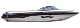 Sunsetter 21 LXI Malibu Boat Covers | Custom Sunbrella® Malibu Covers | Cover World